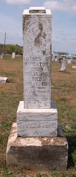 James S. Overton