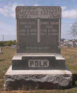 Dora Alice <i>Trammell</i> Polk