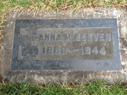 Anna Marie <i>Oien</i> Berven