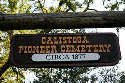 Calistoga Pioneer Cemetery