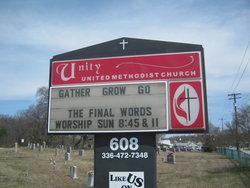 Unity United Methodist Church Cemetery