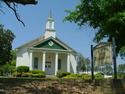 Cokes Chapel United Methodist Church Cemetery