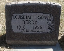 Louise <i>Patterson</i> Berry