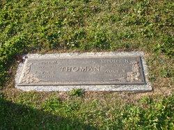 Edwin L Thoman