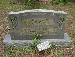 Samuel Dewitt Lowe