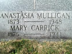 Anastasia Mulligan