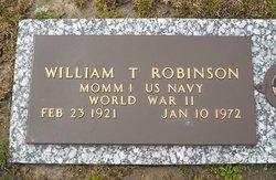 William Thomas Robinson