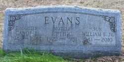 William E Evans, II