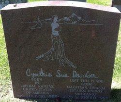 Cynthia Sue Davidson