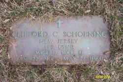 Clifford Clarke Schoening