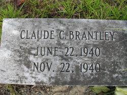 Claude C. Brantley
