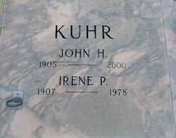 Irene P. <i>Ciezki</i> Kuhr