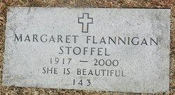 Margaret Elizabeth <i>Flannigan</i> Stoffel
