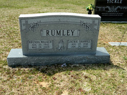 Jack Sherrill Pete Rumley