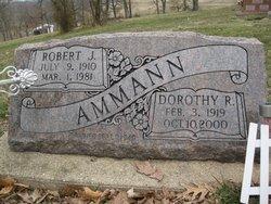 Dorothy R <i>Mollet</i> Ammann