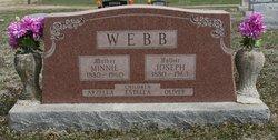 Minnie St Clair <i>Smith</i> Webb