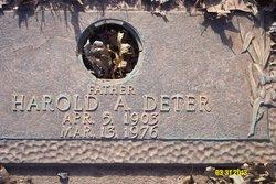 Harold Arthur Deter