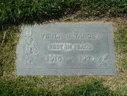 Verla J. Yancey