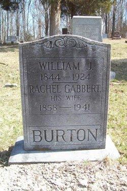 Rachel Drusilla <i>Gabbert</i> Burton
