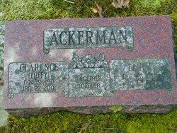 Clarence Herbert Tuffy Ackerman
