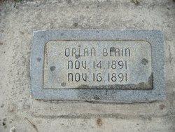 Orlan Blain