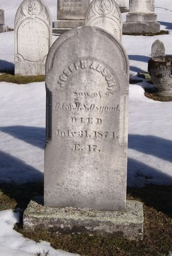 Joseph Adson Osgood