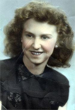Lillian LaJune June <i>Croft</i> Bolstad