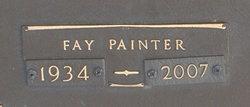 Faye <i>Painter</i> Matthews