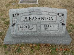 Ella F. Pleasanton