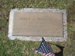 Harry L Wingate, Sr