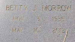 Betty J Morrow