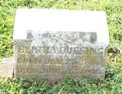 Bertha Dusing