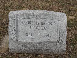 Henrietta <i>Harnois</i> Bergeron
