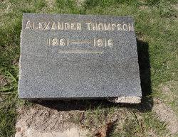 Alexander Thompson