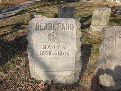Mary A. Blanchard