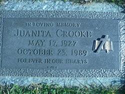 Juanita <i>Pennington</i> Crooke