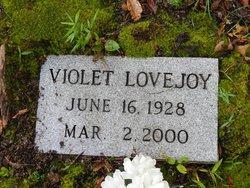 Violet Lovejoy