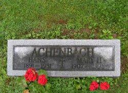 Mary H. Achenbach