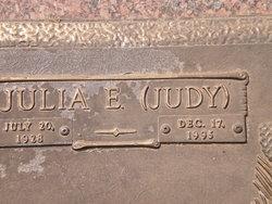 Julia Elizabeth Judy <i>Lasater</i> Kilpatrick