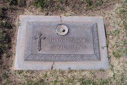 Rita Fraila <i>Garcia</i> Arias