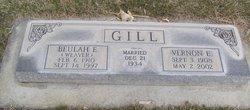 Vernon E Gill