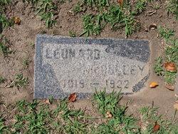 Leonard McCulley