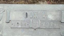 Don Leroy Houghton