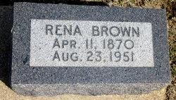 Rena <i>Seggerman</i> Brown