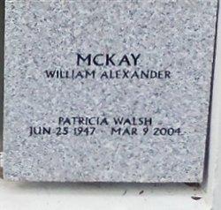 Patricia <i>Walsh</i> McKay