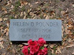 Helene Marie <i>Dennard</i> Pounder