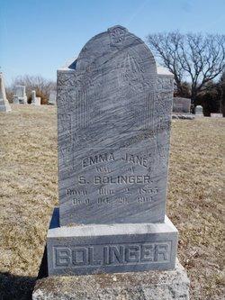 Emma Jane <i>Monday</i> Bolinger