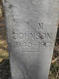 Issac Newton Johnson