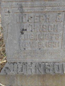 Joseph Gunnell Johnson