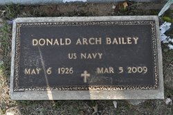 Donald A. Bailey, Sr
